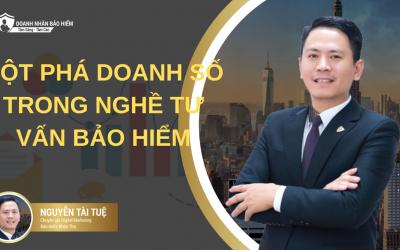 Mẫu bài content bảo hiểm và diễn giả Nguyễn Tài Tuệ