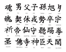 Tổng hợp font chữ trung quốc